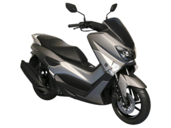 Yamaha NMAX Grey Plastic Parts