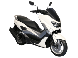 Yamaha NMAX White Plastic Parts
